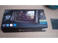 Linx vision tablet, windows 10, x box and pc compatible
