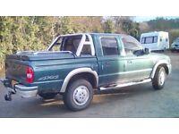 Mazda B2500 pickup