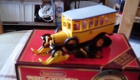 Matchbox 1923 Scania - Vabis Bus