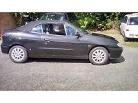 Renault megane 1.6i convertable 2002
