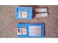 Rico Royal 1 1\2 and 2 alto sax reeds brand new