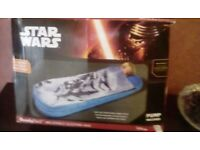 Star Wars ReadyBed inflatable sleeping bag