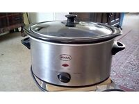 Swan large slow cooker