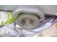 Car trailer i am looking for a set of plastic or steel mudgards