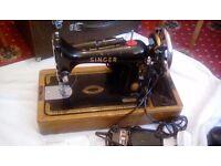 Singer sewing machine (origanal) (99k) electric