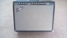 Fender Twin Reverb amp