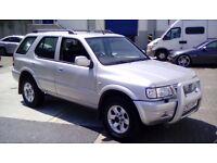 Vauxhall Frontera 4x4 estate olympus edition