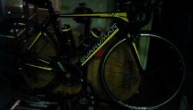 For sale boardman team carbon roadbike