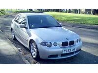 2003 BMW 3 SERIES M SPORT 2.5 AUTOMATIC SILVER - £1500 ONO