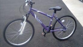 17 inch apollo bike as new still in shop