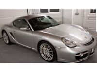 Porsche Cayman S for sale in excellent condition.