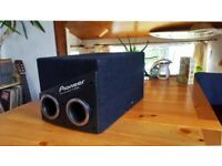 Pioneer TS-WX205A Active Sub Woofer