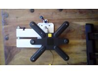 Tv wall mounts one for max 26 inch ,other one for up to 50inch