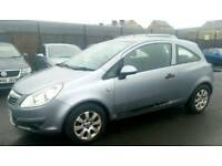 Vauxhall Corsa 1.2 petrol long mot brilliant drives cheap and Bargain price