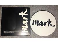 mark. Setting Powder