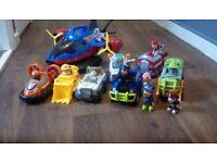 Kids paw patrol toys