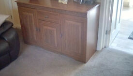 WOODEN SIDEBOARD FOR SALE - EXCELLENT CONDITION