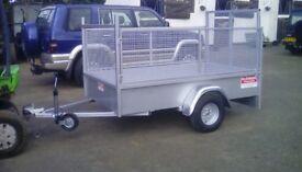 7 x 4 Gardening trailer