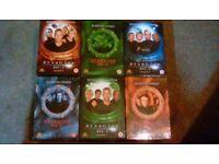 Stargate box sets