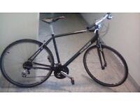 2015 Specialized sirrus 18inch frame 26inch wheels ,shimano altus 24 speed gears,shimano V brakes