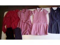 Girls school clothes bundle 4-5 years