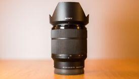 Sony SEL2870 E Mount - Full Frame 28-70 mm F3.5-5.6 Zoom Lens