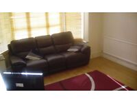 LARGE 1 BED GROUND FLOOR APARTMENT