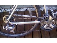 Mens Marin Sausalito Hybrid Bike - reconditioned with elite service