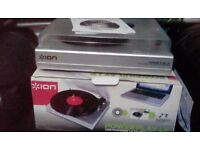 Ion usb powerplay lp to mp3 turntable