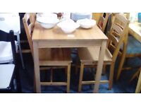 Table and 4 Chairs #28331 £65