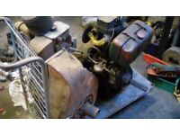 2 Petter AVA1 engines for spares or repairs