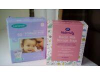 Baby feeding - Breast milk storage bags