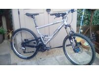 Cannondale. mountain bike