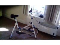 Agile exercise bike