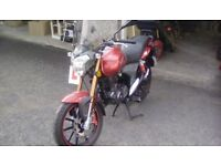 Keeway 125 for sale