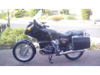 Bmw r80 1978 sort after classic