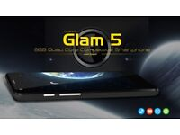 Brand New, Unlocked, 5'', Dual Sim, 4.4.2, Quadcore 1.3GHZ, 40Gb Smartphone