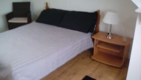 Room for rent, within a clean modern house. 5 mins from Barkingside tube Stn. Friendly enviroment.