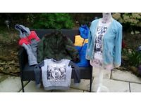 Boys 10-11yrs clothes bundle
