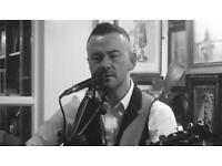 Acoustic Guitar Singer