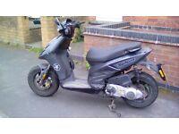 Piaggio 125cc petrol 4stroke moped\scooter