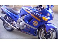 1990 Kawasaki ZZR 600 D1 - Superb Example - Must See.