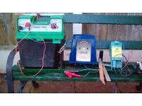 ELECTRIC FENCE ENERGISERS JOBLOT SPARES/ REPAIR