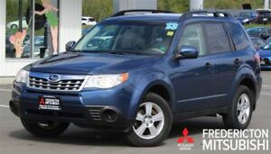 2013 Subaru Forester 2.5X CONVENIENCE! AWD! HEATED SEATS!