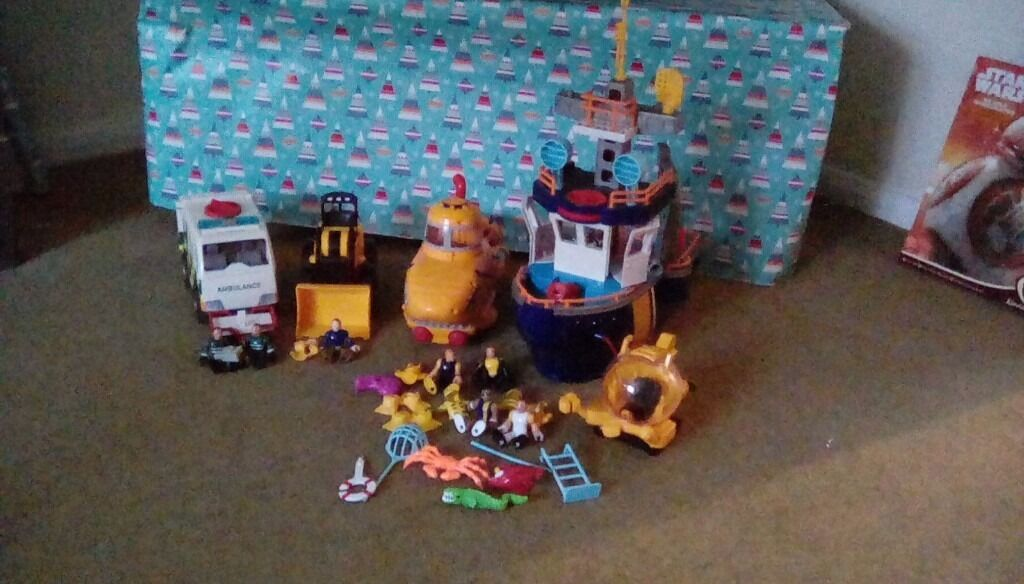 Imaginext bundle