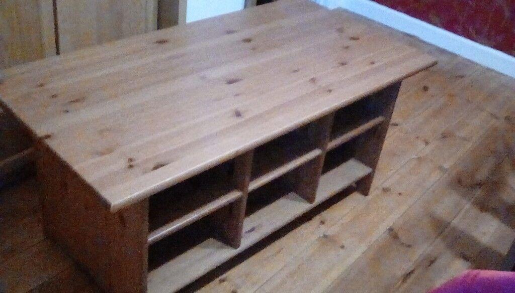 Ikea leksvik coffee table in downend bristol gumtree