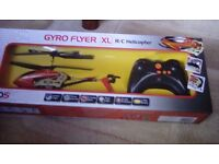 Gyro Helicopter XL boxed never used