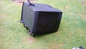 Large Top Box with industrial rack was on Peugeot tweet