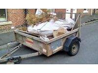 Trailer car trailer plant trailer