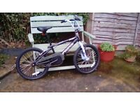 Rhino freestyle bmx bike